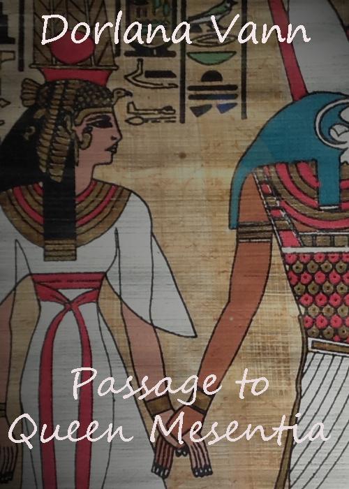 Passage to Queen Mesentia 2013 cover