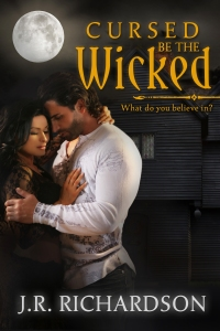 Jo Richardson - Cursed be the Wicked
