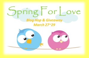 spring for love blog hop
