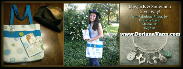 Cowgirls and Snowmen Giveaway
