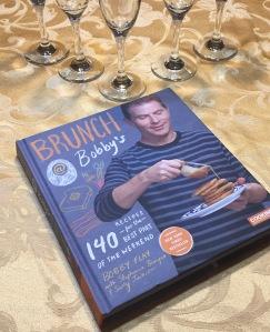 brunch at Bobbys book